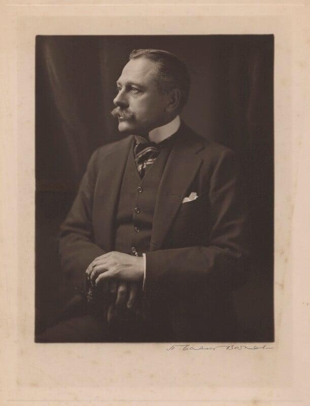 Douglas Haig, 1st Earl Haig, by H. Walter Barnett, 1910s - NPG x182265 - © National Portrait Gallery, London