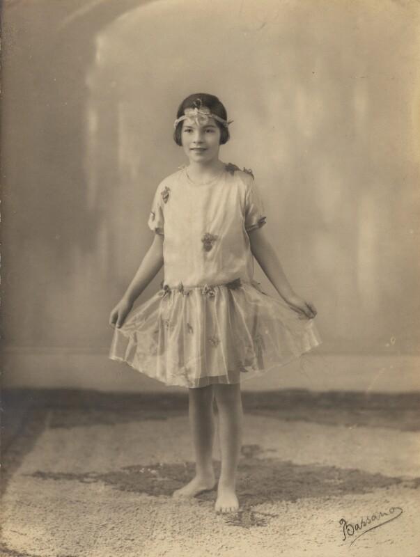 Lady Irene Violet Freesia Janet Augusta Astor of Hever (née Haig), by Bassano Ltd, 12 January 1929 - NPG x182283 - © National Portrait Gallery, London