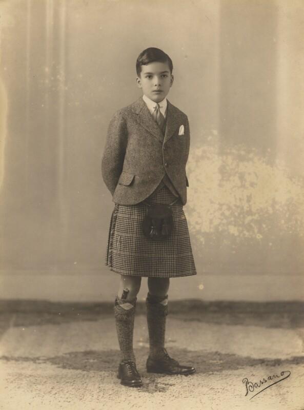 George Alexander Eugene Douglas Haig, 2nd Earl Haig, by Bassano Ltd, 12 January 1929 - NPG x182286 - © National Portrait Gallery, London