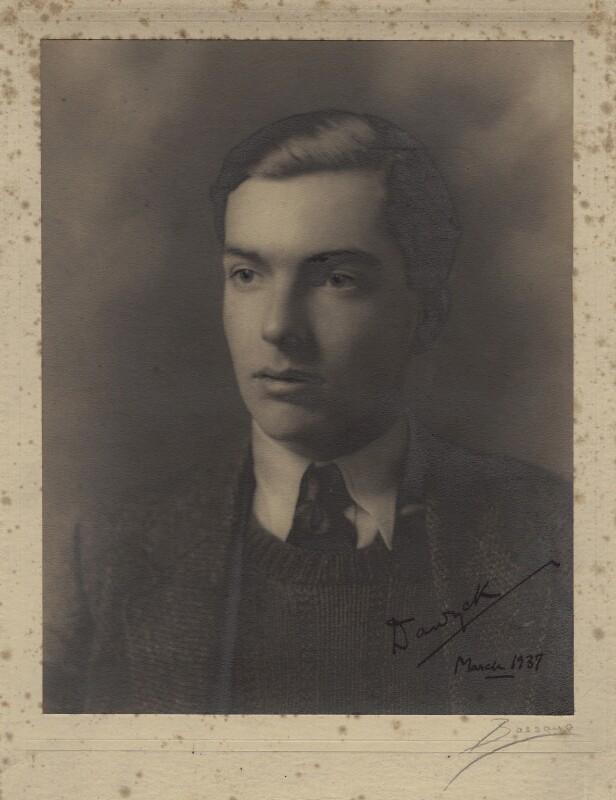 George Alexander Eugene Douglas Haig, 2nd Earl Haig, by Bassano Ltd, 6 March 1937 - NPG x182287 - © National Portrait Gallery, London