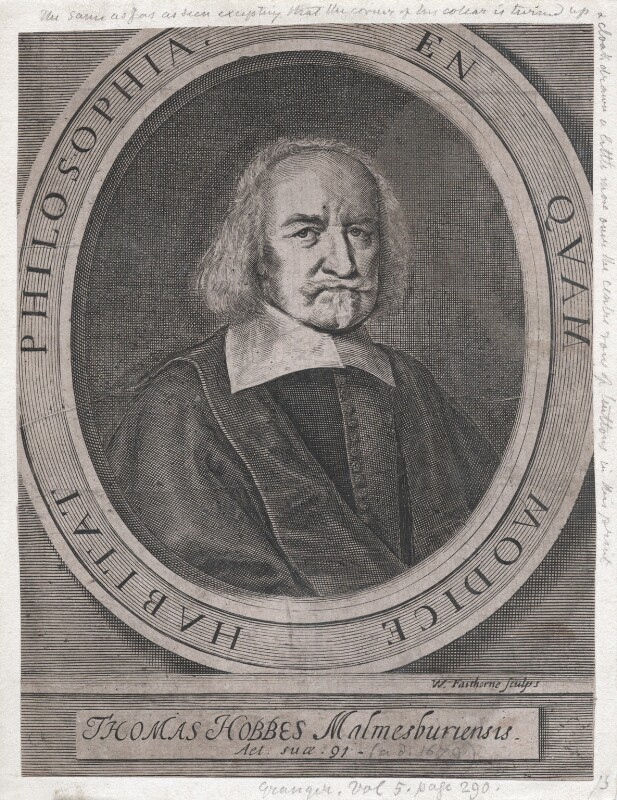 what country was thomas hobbes from