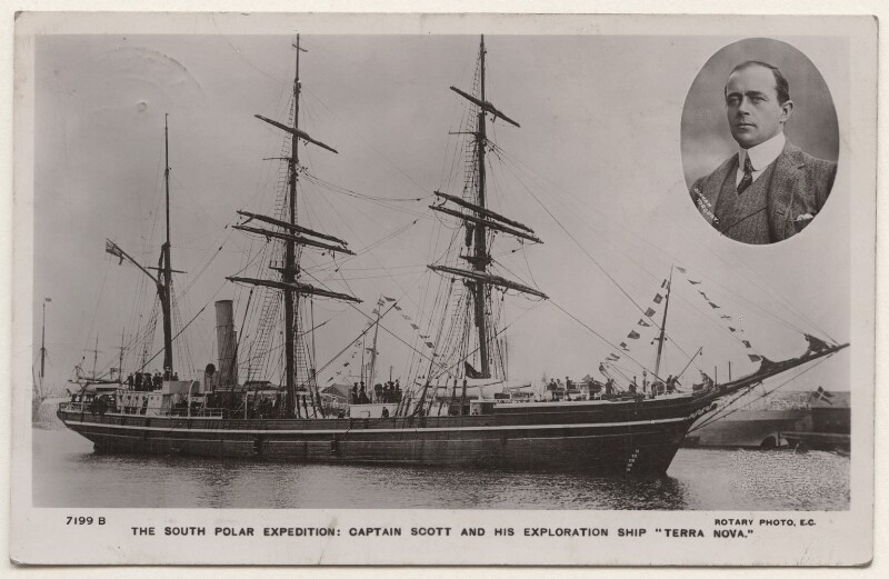 'The South Polar Expedition: Captain Scott and his Exploration Ship