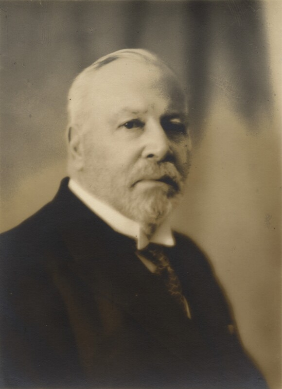 George Read Glanfield, by Dudley Glanfield, February 1928 - NPG x198622 - © reserved; collection National Portrait Gallery, London