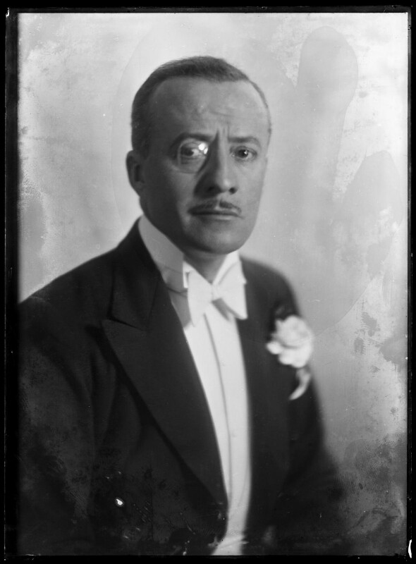 Hugh Wakefield, by Dudley Glanfield, circa 1928 - NPG x198712 - © reserved; collection National Portrait Gallery, London
