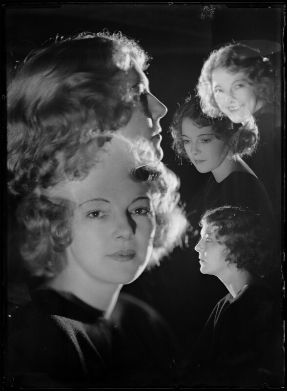 Dorothy Seacombe, by Dudley Glanfield, October 1930 - NPG x198726 - © reserved; collection National Portrait Gallery, London