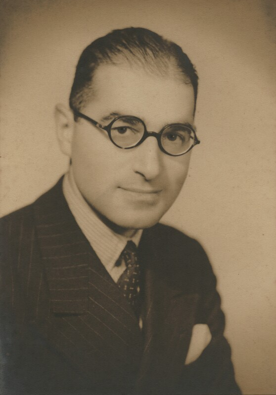 Miron Grindea, by Unknown photographer, 1939 - NPG x139969 - © National Portrait Gallery, London
