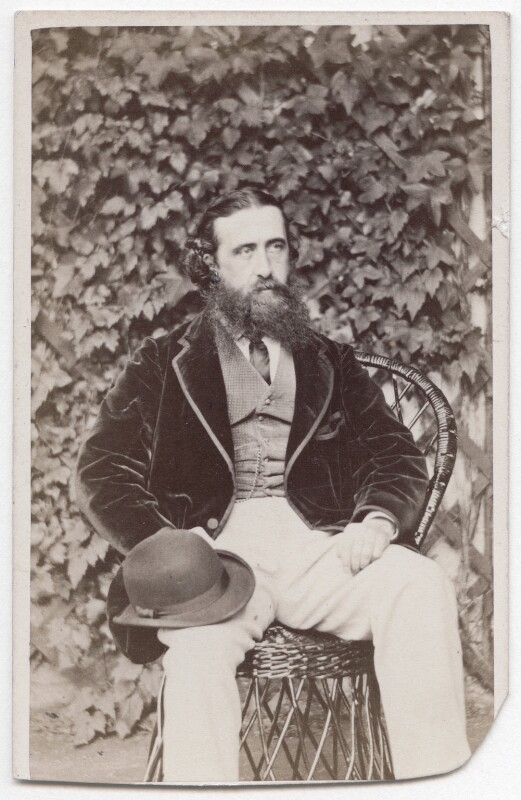 John Townshend, 5th Marquess Townshend, by Andrew & George Taylor, 1866-1869 - NPG x197981 - © National Portrait Gallery, London