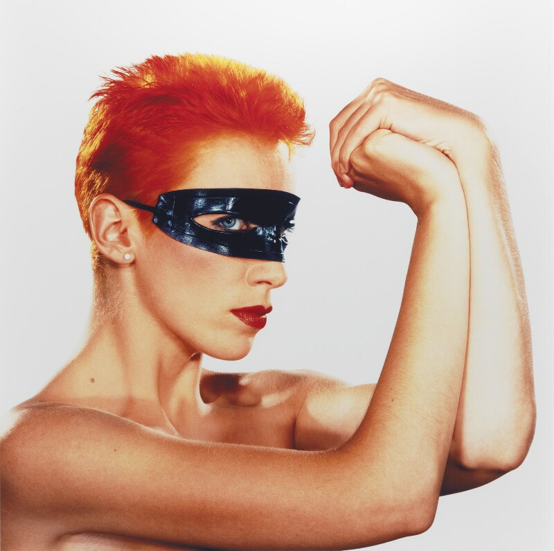 Annie Lennox, by Peter Ashworth, 1983 - NPG x199193 - © Peter Ashworth
