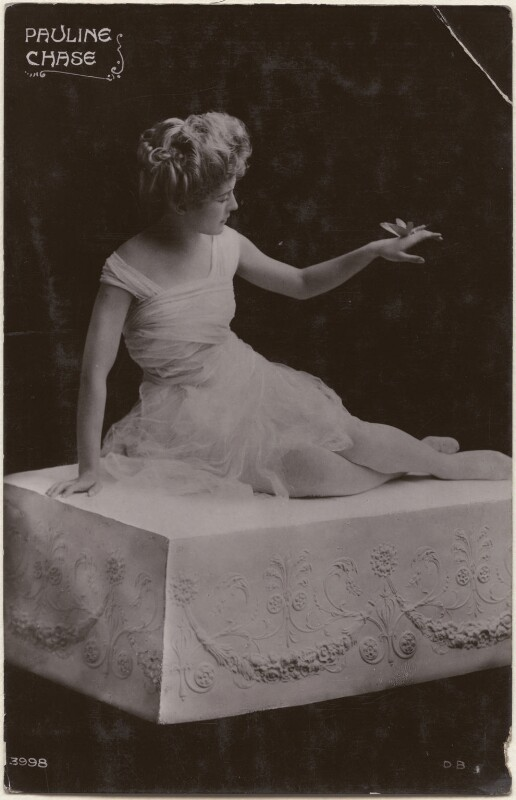 Pauline Chase, published by Davidson Brothers, 1910s - NPG x198201 - © National Portrait Gallery, London