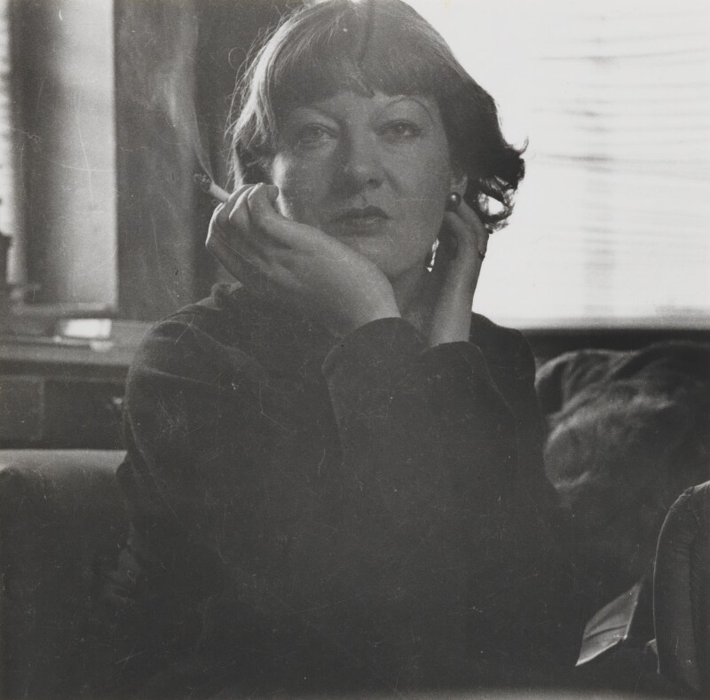 Julia Frances Strachey, by Unknown photographer, 1930s - NPG Ax160935 - © National Portrait Gallery, London