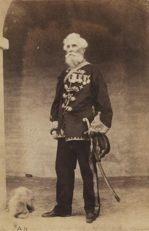 George Steward Beatson, by Unknown photographer, 1860s - NPG Ax196720 - © National Portrait Gallery, London