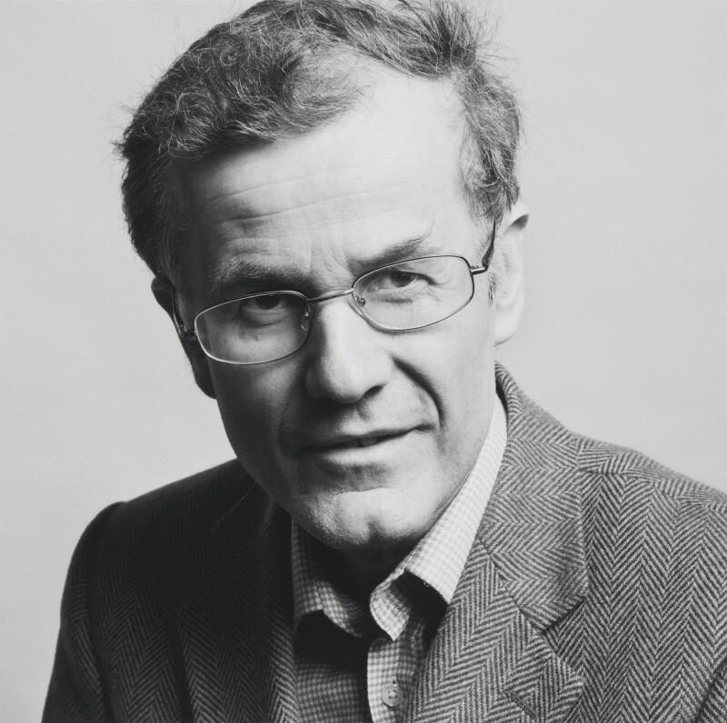 Robert Crawford, by Norman McBeath, 21 November 2011 - NPG x199343 - © Norman McBeath / National Portrait Gallery, London