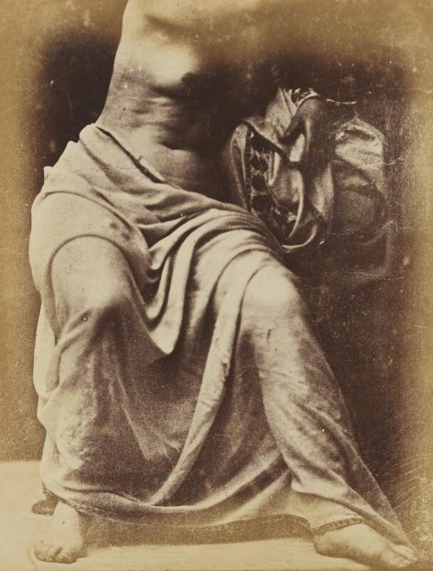 Unknown woman, by Oscar Gustav Rejlander, 1860-1866 - NPG P2011(3) - © National Portrait Gallery, London