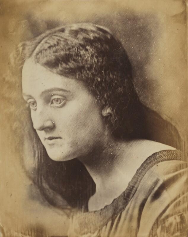 Unknown woman, by Oscar Gustav Rejlander, 1860-1866 - NPG P2011(10) - © National Portrait Gallery, London