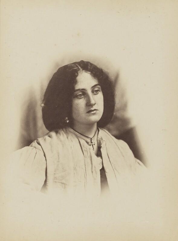 Unknown woman, by Oscar Gustav Rejlander, 1860-1866 - NPG P2011(21) - © National Portrait Gallery, London