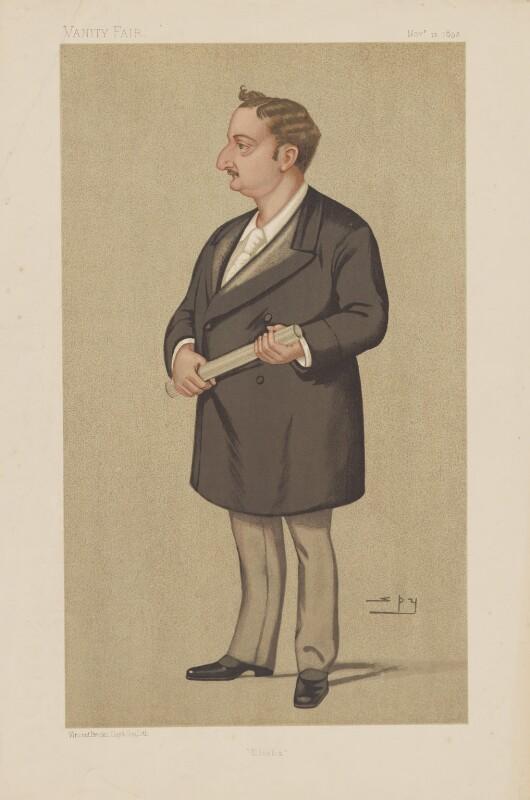 John Edward Redmond ('Statesmen. No. 768.