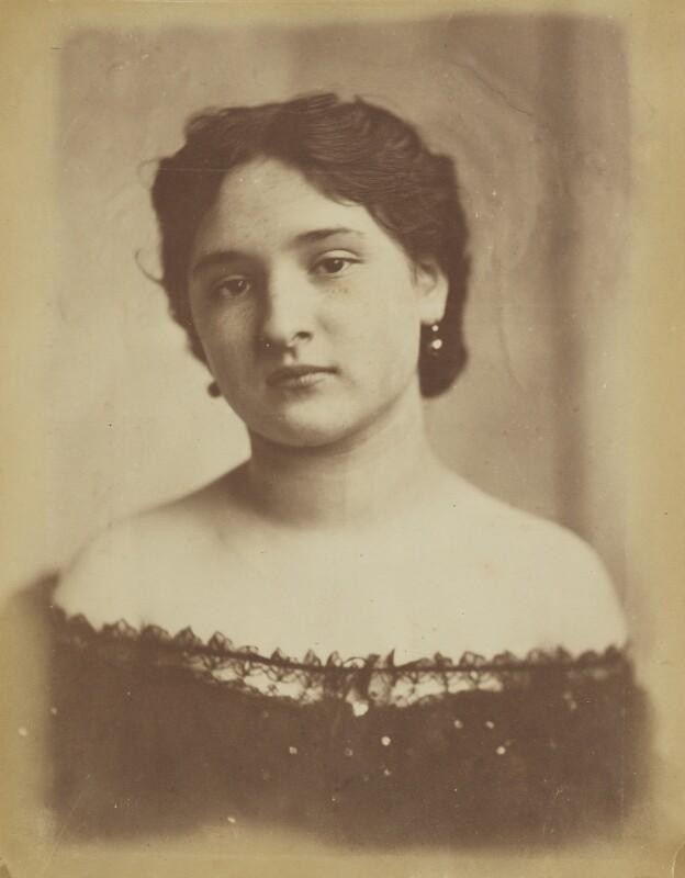 Unknown woman, by Oscar Gustav Rejlander, 1860-1866 - NPG P2011(24) - © National Portrait Gallery, London