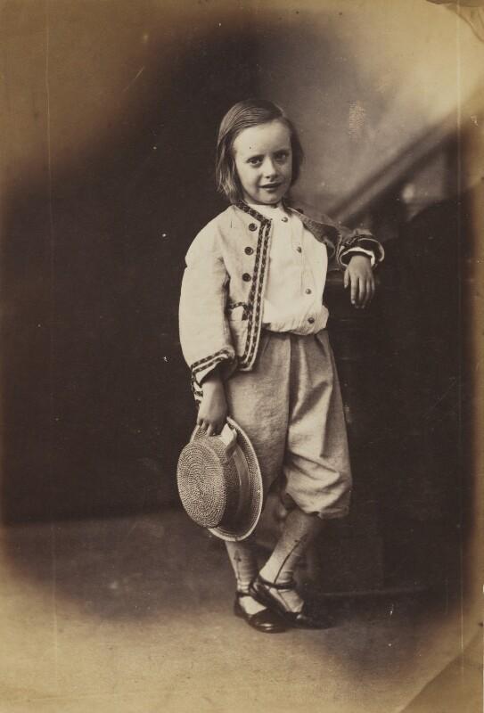 Unknown boy, by Oscar Gustav Rejlander, 1860-1866 - NPG P2011(66) - © National Portrait Gallery, London