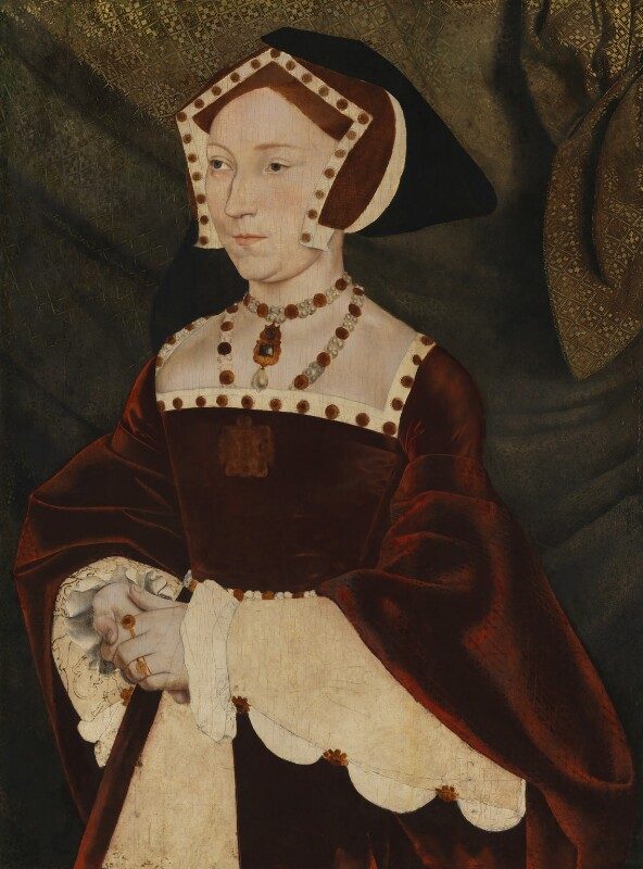 Jane Seymour, after Hans Holbein the Younger, circa 1537 - NPG 7025 - National Portrait Gallery, London