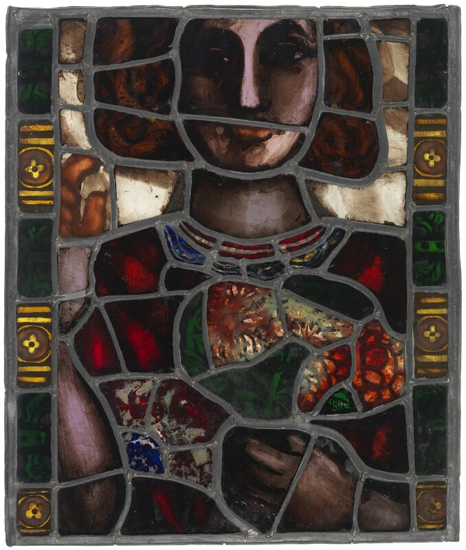 Pauline Boty, by Pauline Boty, circa 1958 - NPG 7030 - © Pauline Boty Estate / National Portrait Gallery, London