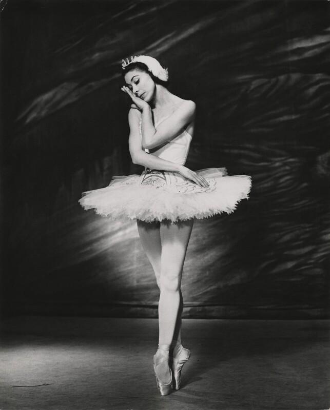 Margot Fonteyn, by Roy Round, 1964 - NPG x199685 - © Photo by Roy Round (courtesy of Tobias Round)