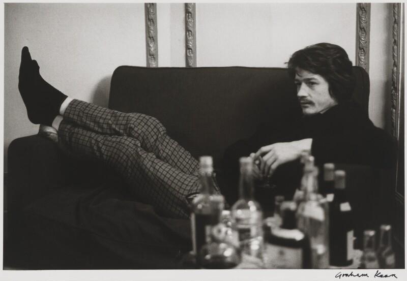 Sir John Hurt, by Graham Keen, 9 February 1966 - NPG x199760 - © Graham Keen