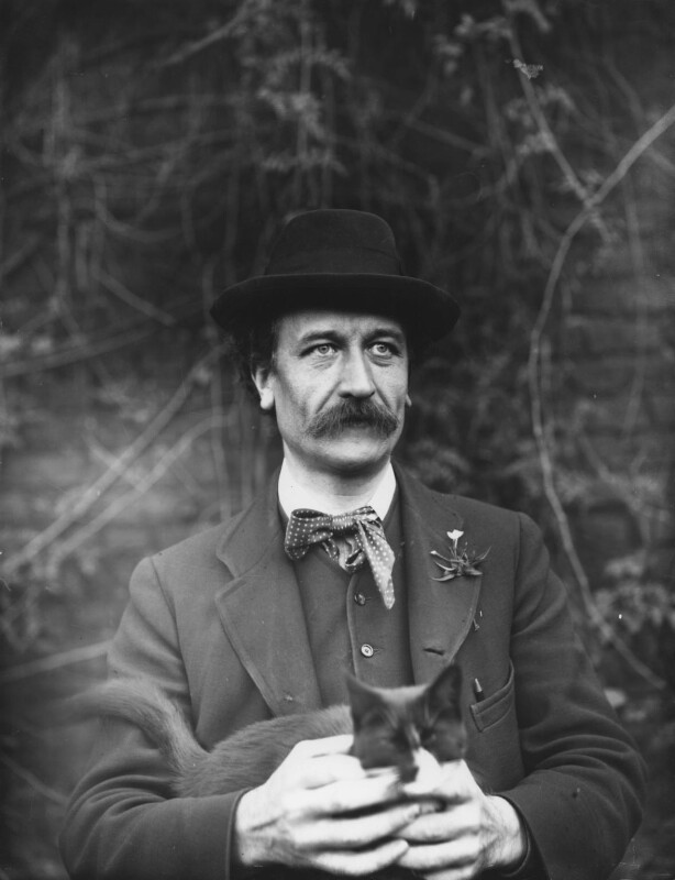 Sir Emery Walker, by Unknown photographer, circa 1890 - NPG x200016 - © National Portrait Gallery, London