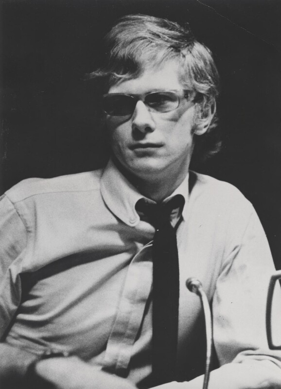Andrew Loog Oldham, by Angela Williams (Angela Coombes), for  Camera Press, 1965 - NPG x198239 -