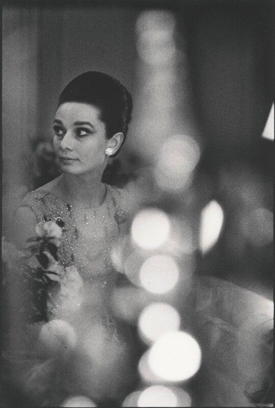 Audrey Hepburn, by Angela Williams (Angela Coombes), December 1964 - NPG x198306 -