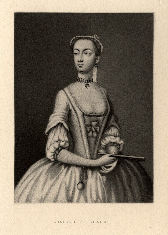 Charlotte Charke (née Cibber), after Unknown artist, (circa 1725-1750) - NPG D1277 - © National Portrait Gallery, London