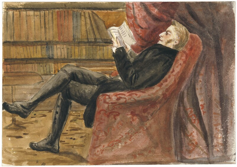 Robert John Eden, 3rd Baron Auckland, by Unknown artist, 19th century - NPG D130 - © National Portrait Gallery, London