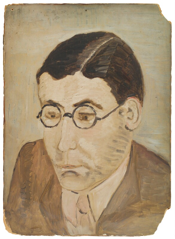 Sir (Arthur) Leigh Bolland Ashton, by Ray Strachey, 1925-1937 - NPG D202 - © National Portrait Gallery, London