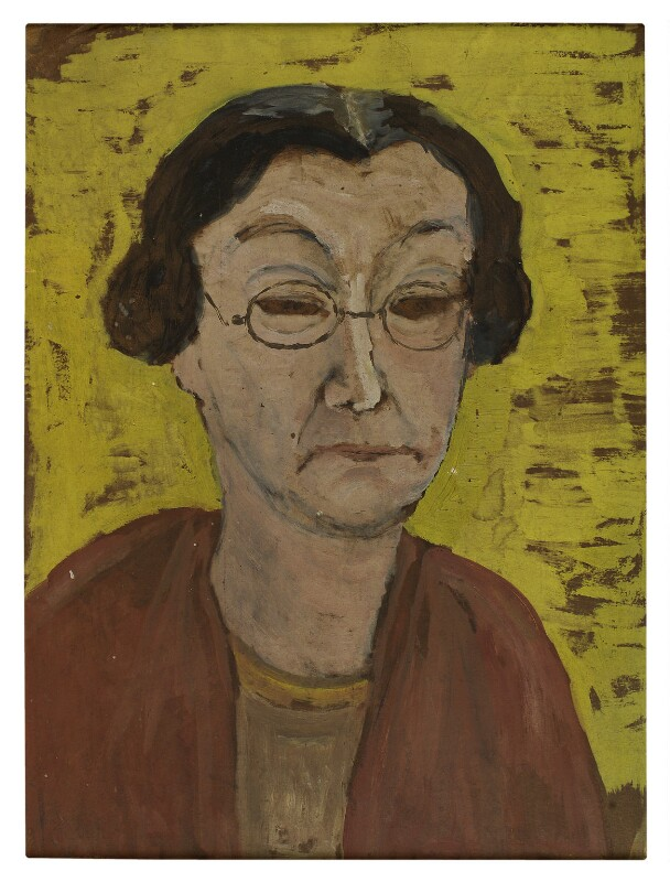 (Joan) Pernel Strachey, by Ray Strachey, late 1920s or early 1930s - NPG D239 - © National Portrait Gallery, London