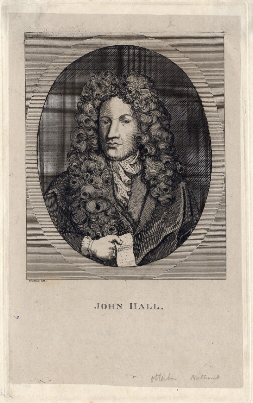 John Hall, by George Cruikshank, published 1819 - NPG D3196 - © National Portrait Gallery, London