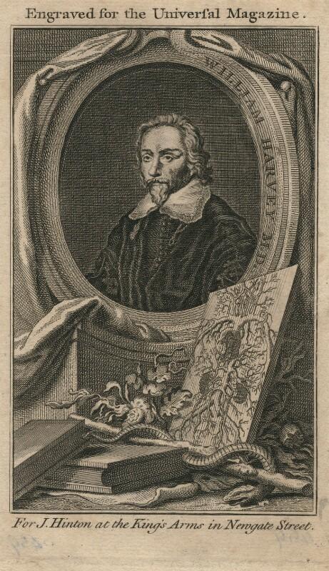 William Harvey, after Wilhelm von Bemmel, 1750s-1770s - NPG D3232 - © National Portrait Gallery, London
