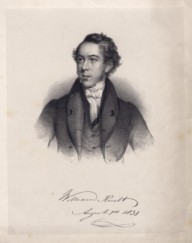 William Knibb, after Unknown artist, 1838 - NPG D3499 - © National Portrait Gallery, London
