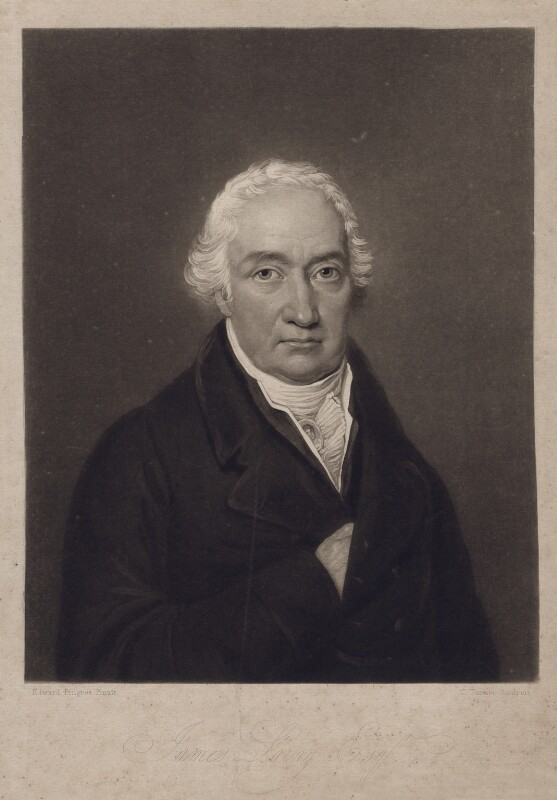 James Laing, by Charles Turner, after  Edouard Pingret, published 1819 - NPG D3522 - © National Portrait Gallery, London