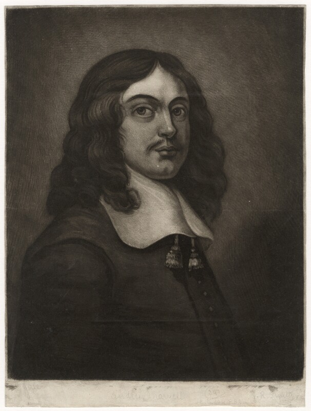 Andrew Marvell, after Unknown artist, early 19th century - NPG D3681 - © National Portrait Gallery, London