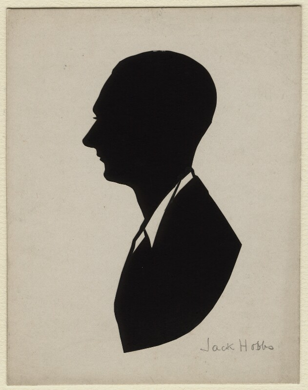 Sir Jack Hobbs, by Harry Lawrence Oakley, 1920s-1950s - NPG D372 - © National Portrait Gallery, London