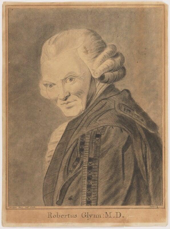 Robert Glynn Clobery, by Walter Gee, after  Thomas Kerrich, 1798 - NPG D39 - © National Portrait Gallery, London