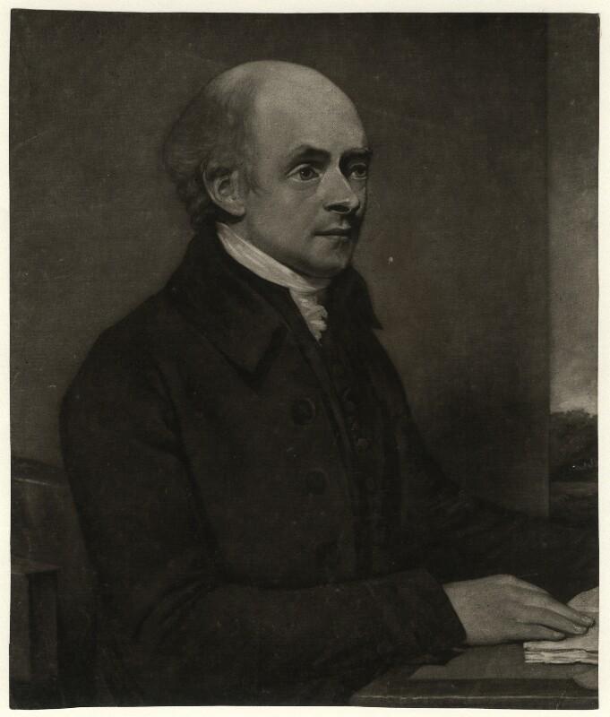 Gilbert Wakefield, by Robert Dunkarton, after  William Artaud, published 1802 - NPG D4583 - © National Portrait Gallery, London