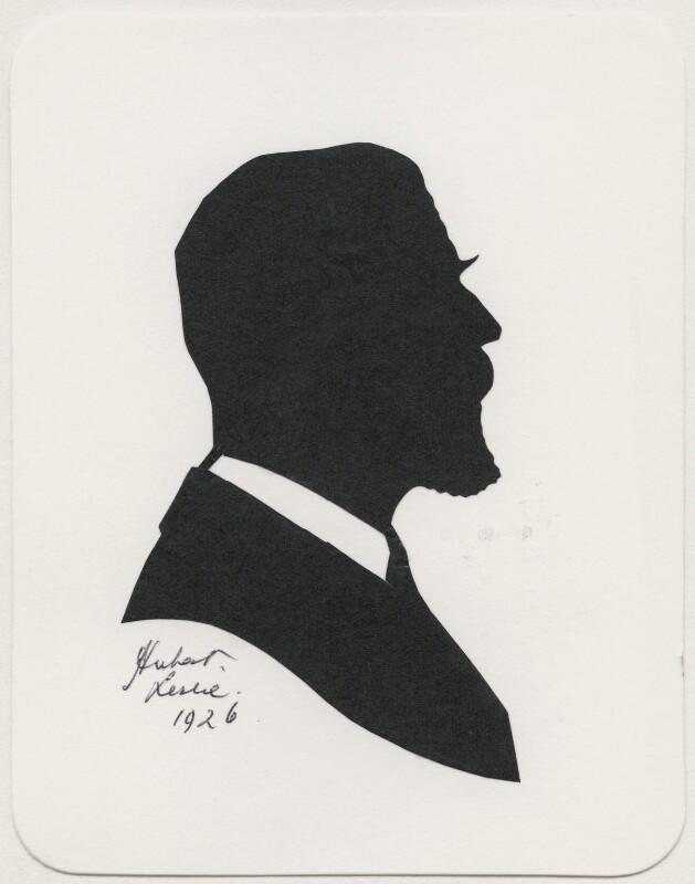 (Arthur) Oliver Villiers Russell, 2nd Baron Ampthill, by Hubert John Leslie, 1926 - NPG D490 - © National Portrait Gallery, London