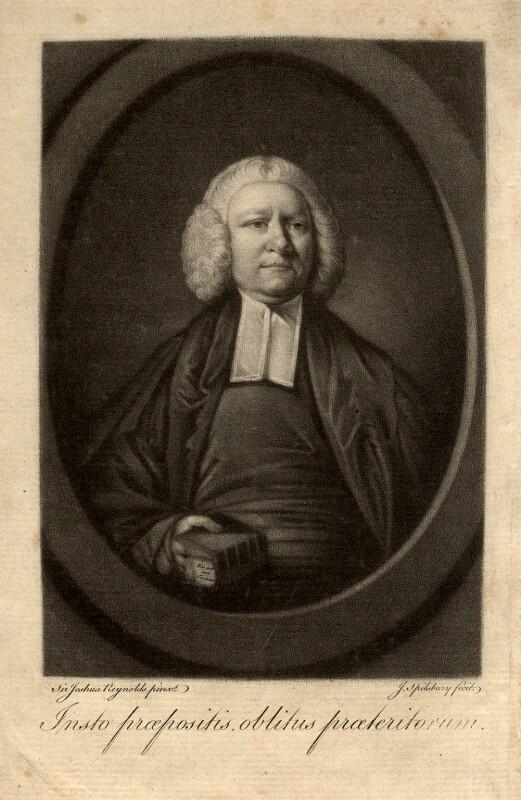 Thomas Ashton, by Jonathan Spilsbury, after  Sir Joshua Reynolds, 1770 (1756) - NPG D556 - © National Portrait Gallery, London