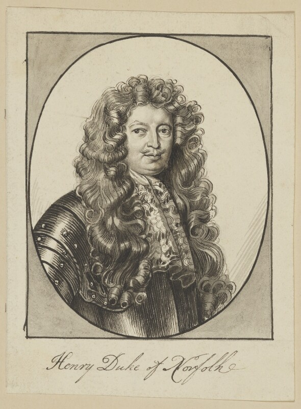 NPG D6530; Henry Howard, 7th D...