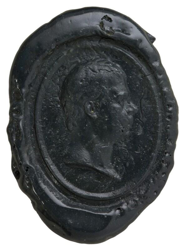 probably Sir Walter Scott, 1st Bt, after Unknown artist, 1955 (19th century) - NPG D6617 - © National Portrait Gallery, London