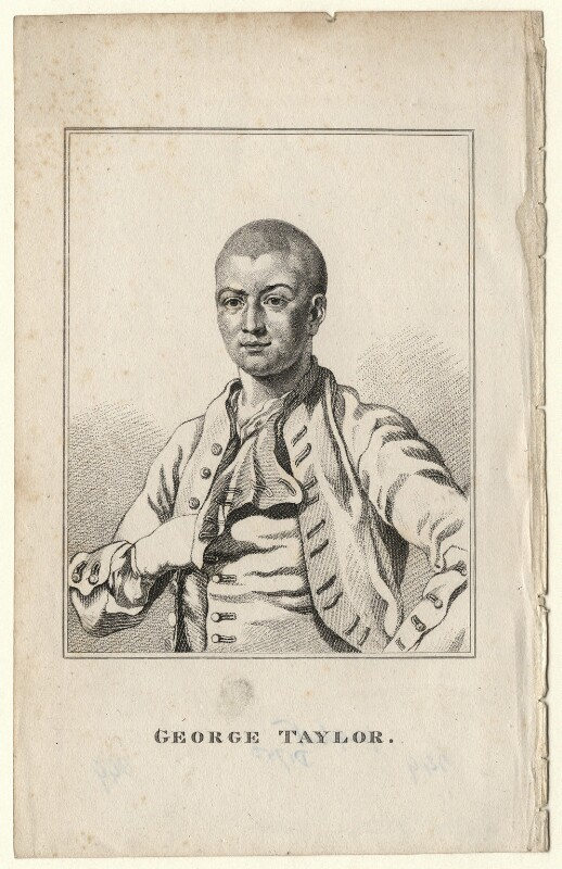 George Taylor, after Unknown artist, published 1820 - NPG D6927 - © National Portrait Gallery, London