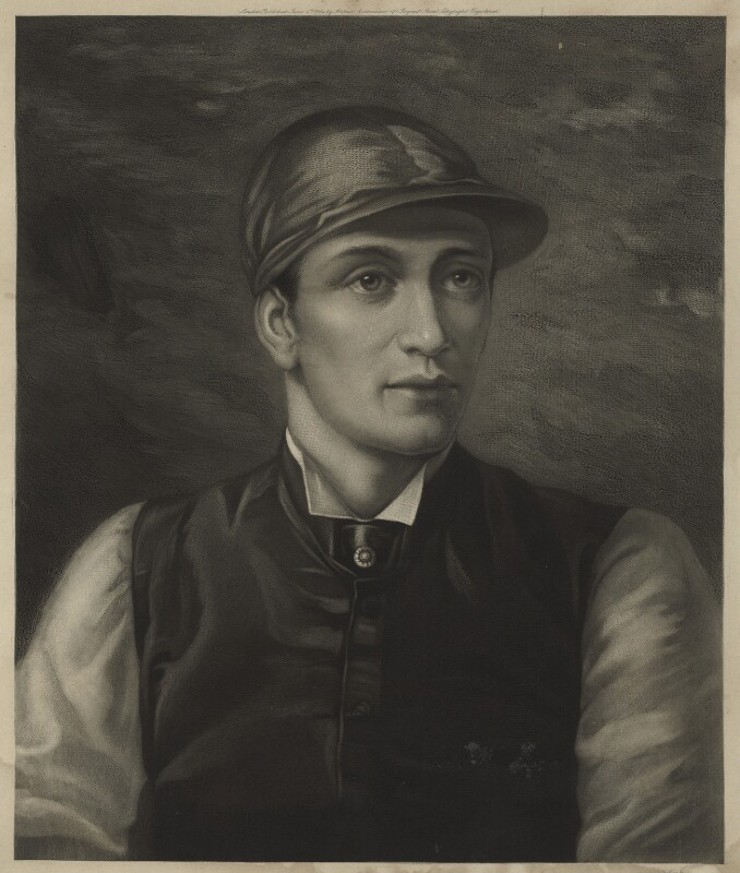 Frederick Archer, by Richard Josey, after  Rosa Corder, published 1884 - NPG D7082 - © National Portrait Gallery, London