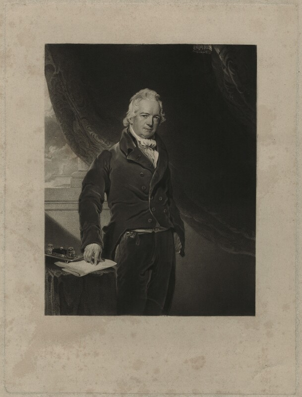 John Abernethy, by Edward McInnes, after  Sir Thomas Lawrence, published 1842 - NPG D7143 - © National Portrait Gallery, London