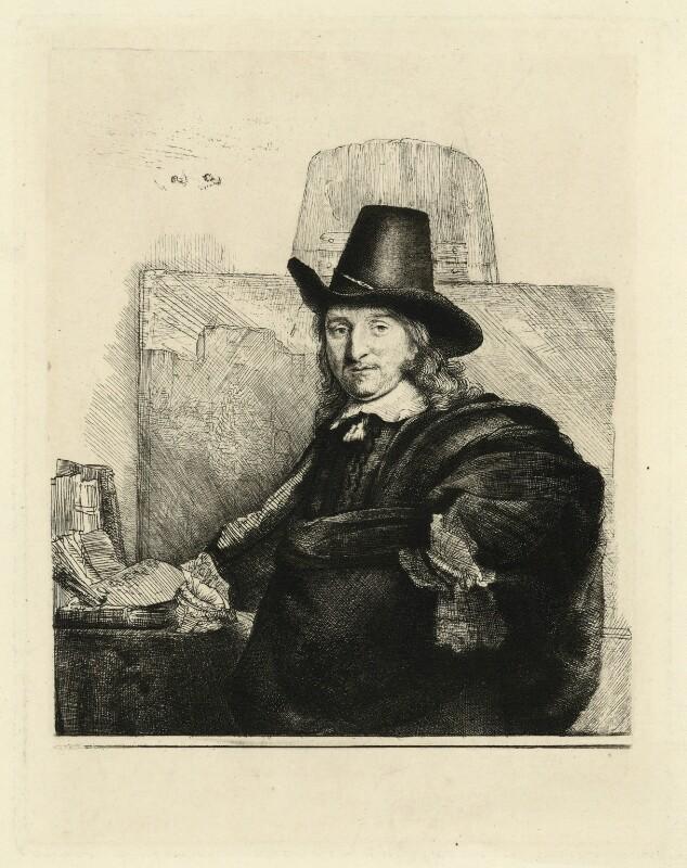 John Astley, after Unknown artist, 19th century - NPG D7417 - © National Portrait Gallery, London
