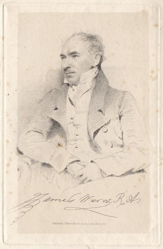 James Ward, after Unknown artist, published 1826 - NPG D7571 - © National Portrait Gallery, London
